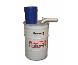 BART® 55 Gallon Drum with attached Diffuser
