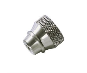 TRIDENT CLAMPING COLLET NUT FOR USE W / SPRAY SHIELD